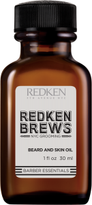 Redken Beard & Skin Oil - Olejek do brody 30 ml