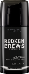 Redken Work Hard Molding Paste 100 ml