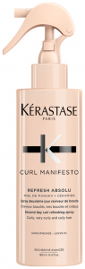 Kérastase Curl Manifesto Refresh Absolu Spray odświeżający loki 190 ml